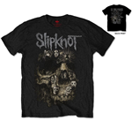 T-shirt Slipknot Skull Group