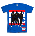 T-shirt Run DMC Silhouette