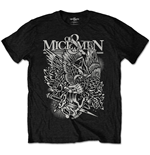 T-shirt Of Mice and Men Eagle