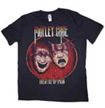 T-shirt Mötley Crüe Theatre of Pain