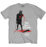 T-shirt Monty Python Tis But A Scratch