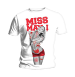 T-shirt Miss May I Gore Girl