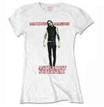 T-shirt Marilyn Manson Antichrist
