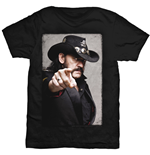 T-shirt Lemmy Pointing Photo