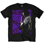 T-shirt Jimi Hendrix Purple Haze