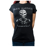 T-shirt Iron Maiden The Book of Souls