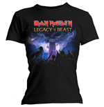 T-shirt Iron Maiden Legacy Army