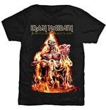 T-shirt Iron Maiden Seventh Son