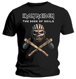 T-shirt Iron Maiden Axe Colour