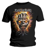 T-shirt Iron Maiden Eddie Exploding Head