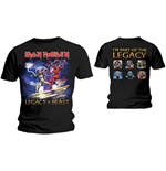 T-shirt Iron Maiden Legacy Beast Fight