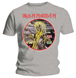 T-shirt Iron Maiden Killers Circle