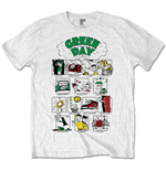 T-shirt Green Day 241539