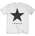 T-shirt David Bowie Blackstar (on White)