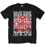 T-shirt David Bowie 241550