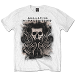T-shirt Bullet For My Valentine Snakes & Skull