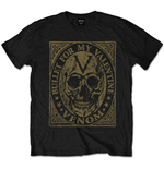 T-shirt Bullet For My Valentine Venom Skull