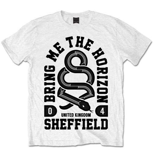 T-shirt Bring Me The Horizon Snake