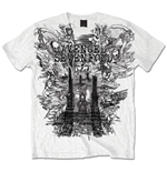 T-shirt Avenged Sevenfold Land of Cain