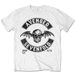 T-shirt Avenged Sevenfold Moto Seal