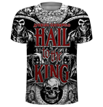 T-shirt Avenged Sevenfold All Over