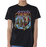T-shirt Anthrax Christmas is Coming