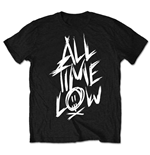T-shirt All Time Low Scratch