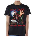 T-shirt Alice Cooper Santa Claws