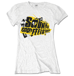T-shirt 5 seconds of summer Sounds Good Album da donna