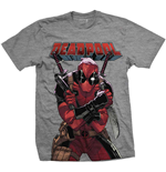 T-shirt Deadpool Deadpool Big Print