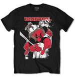 T-shirt Deadpool Max