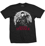 T-shirt Doctor Strange Mono Pop
