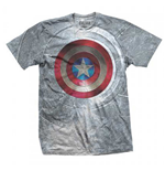T-shirt Captain America Civil War Shield