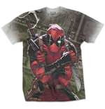 T-shirt Deadpool Deadpool Cash