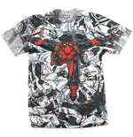 T-shirt Deadpool Deadpool Leap