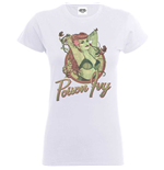T-shirt Bombshell Justice League Bombshell Poison Ivy Badge