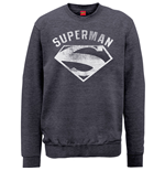 Felpa Superman Logo Spray