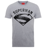 T-shirt Superman Logo Spray