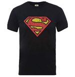 T-shirt Originals Superman Shield Crackle Logo