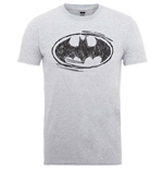 T-shirt Batman Batman Sketch Logo