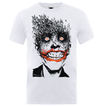 T-shirt Batman Joker Face of Bats