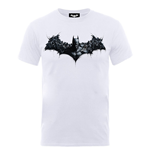 T-shirt Batman Batman Arkham Origins Shield
