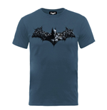 T-shirt Batman Arkham Origins Shield
