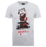 T-shirt Batman Arkham City Harley Quinn Somebody Loves Me