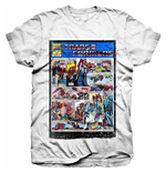 T-shirt Transformers Transformers Comic Strip