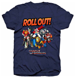 T-shirt Transformers Roll Out