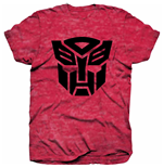 T-shirt Transformers Autobot Shield Black