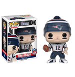 Action figure NFL POP! Football Tom Brady (New England Patriots) 9 cm