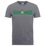 T-shirt Supereroi DC Comics Originals Green Lantern Crackle Logo