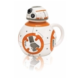 Star Wars - Tazza In Ceramica Con Coperchio 3D Bb-8
